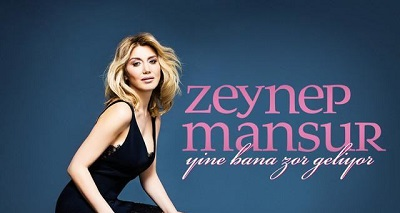 دانلود آهنگ جدید Zeynep Mansur به نام Yine Bana Zor Geliyor